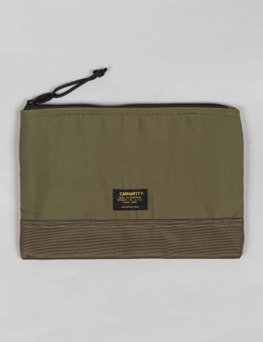 Military Pouch Large - Rover Green/Cypress