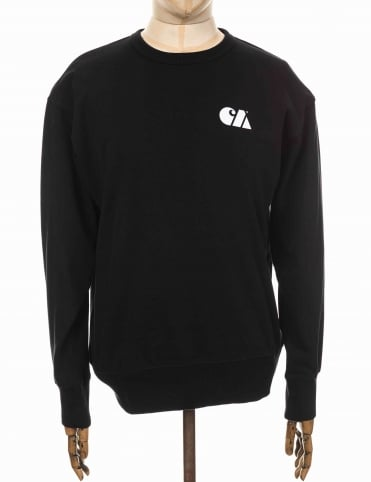 Carhartt Military Training Sweatshirt - Black