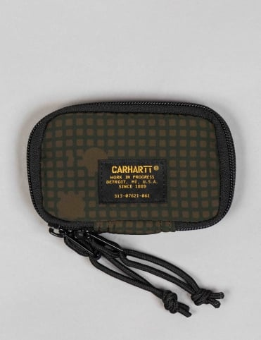 Military Wallet Small - Camo Night/Combat Green
