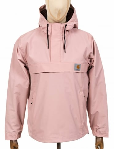 Nimbus Pullover Jacket - Soft Rose