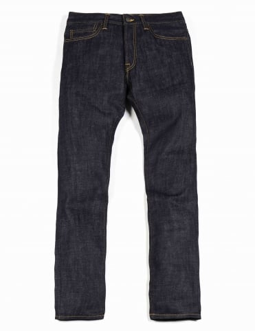Oakland Pant - Blue Rigid (Edgewood Denim)