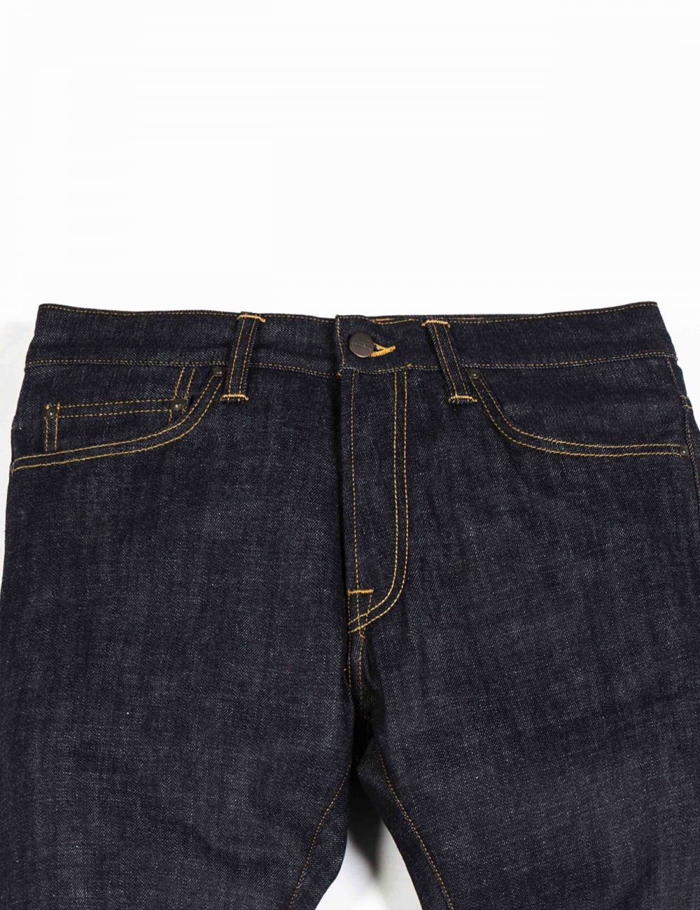 a573014564 Carhartt WIP Oakland Pant - Blue Rigid (Edgewood Denim) - Clothing ...