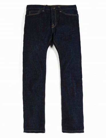 Oakland Pant - Blue Rinsed (Edgewood Denim)
