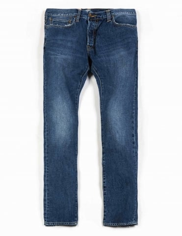 Oakland Pant - Blue True Stone (Edgewood Denim)