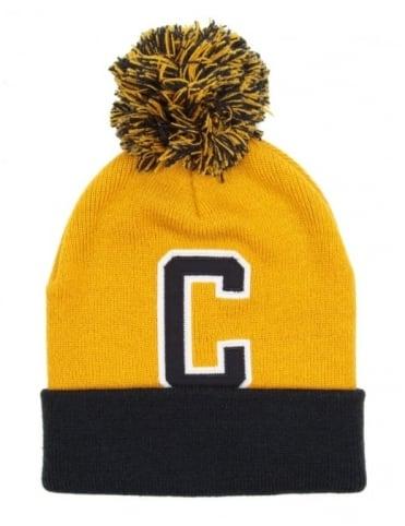 Carhartt Penn Beanie Hat - Quince/Navy