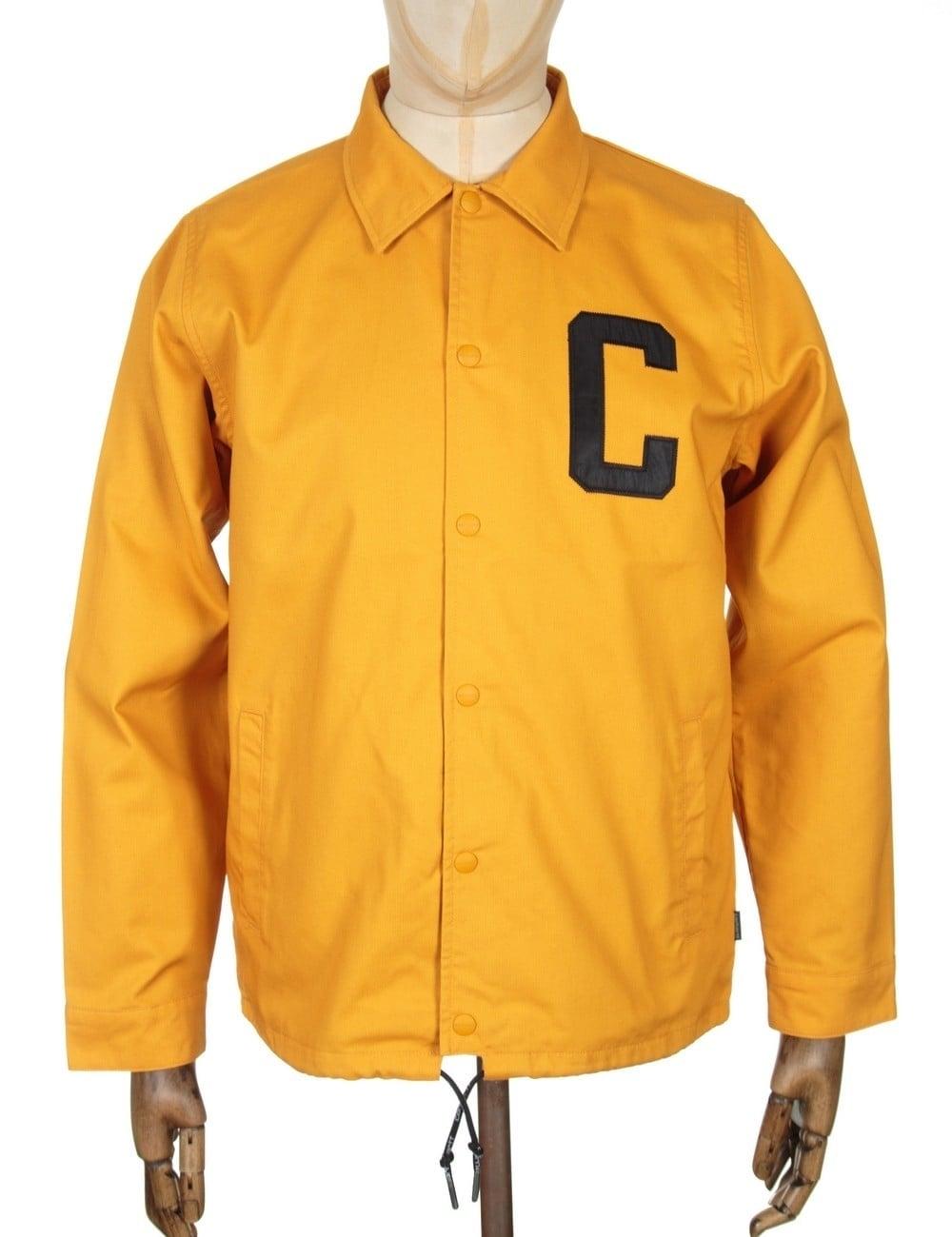 Carhartt WIP Penn Lt Jacket - Oro - Clothing from Fat ...