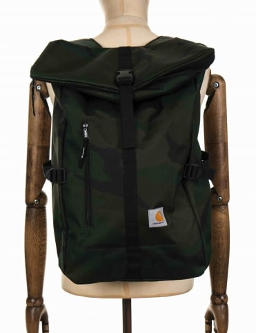 Phil Backpack - Camo Combat Green