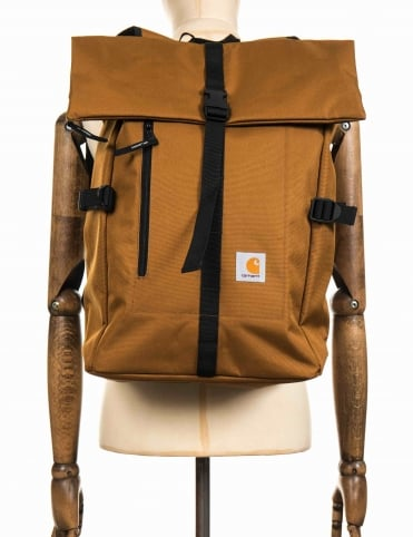 Phil Backpack - Hamilton Brown