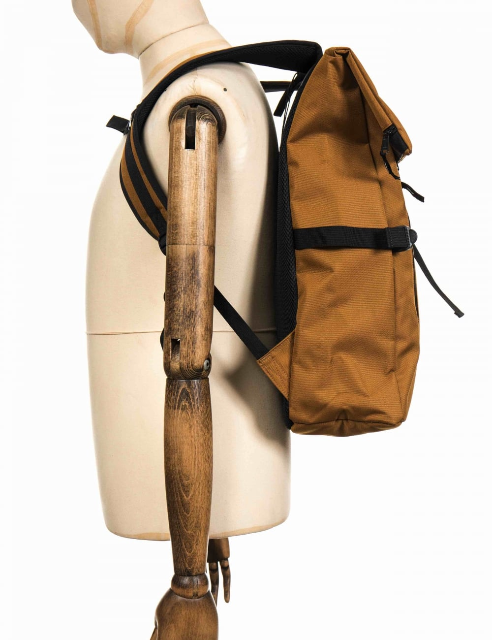 73db379ec1 Carhartt WIP Phil Backpack - Hamilton Brown - Accessories from Fat ...