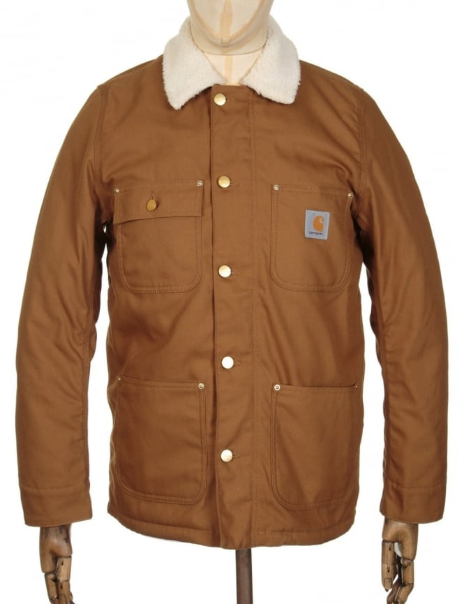 Carhartt Phoenix Coat - Hamilton Brown