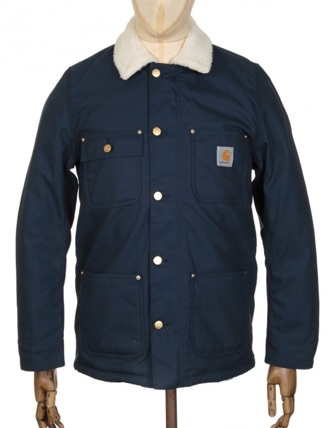 Carhartt Phoenix Coat - Navy