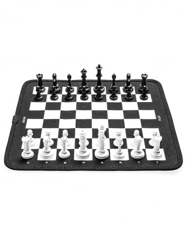 Carhartt Portable Chess Set