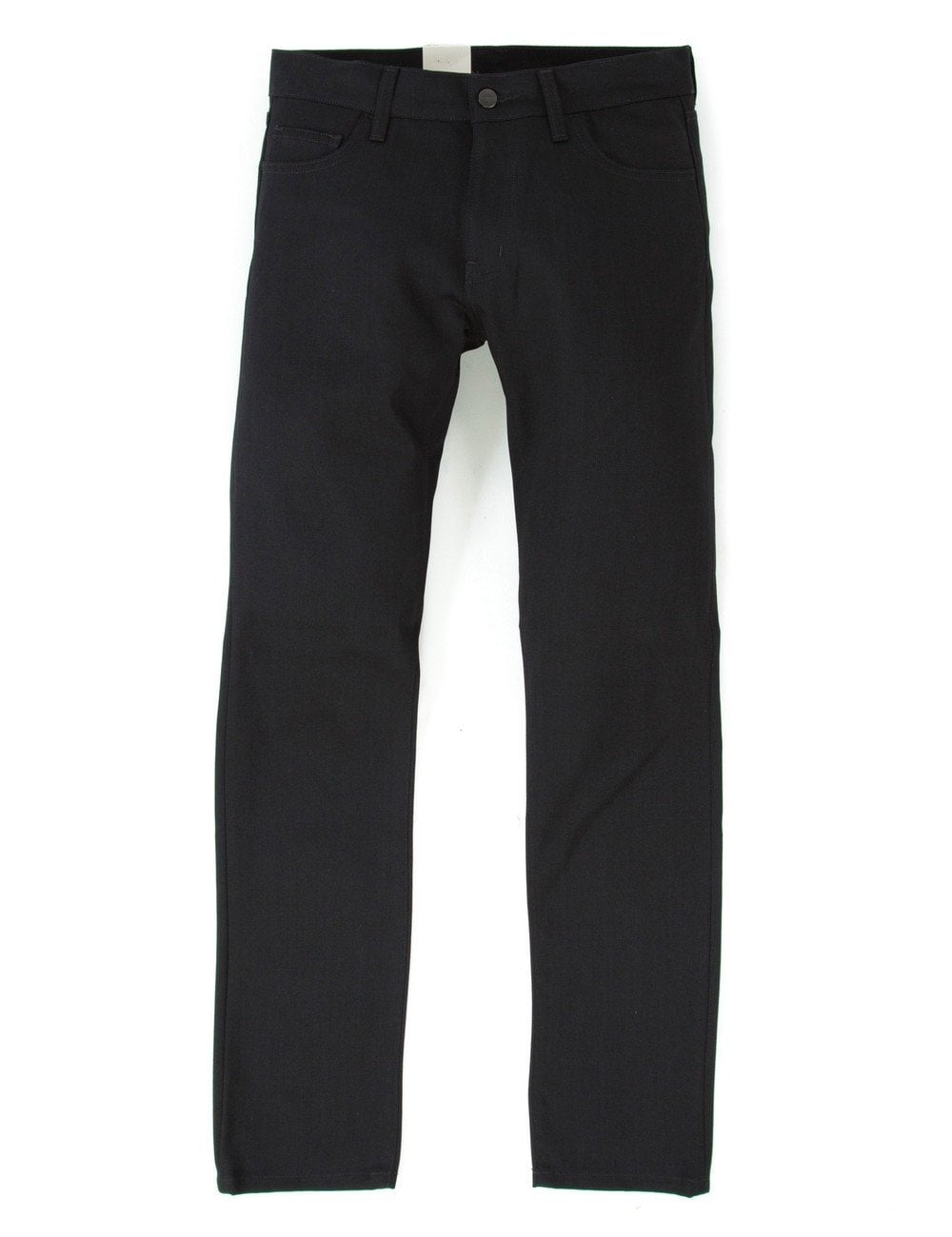abb44d40 Carhartt WIP Rebel Pant - Black Rigid (Towner Denim) - Clothing from ...