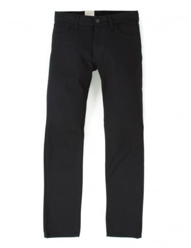 Carhartt Rebel Pant - Black Rigid (Towner Denim)