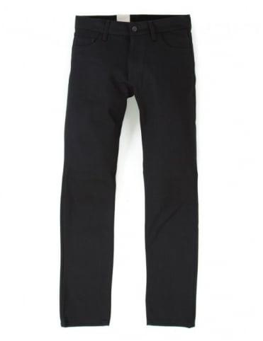 Carhartt Rebel Pant - Black Rigid (Towner Denim)