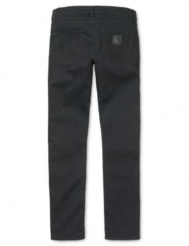 Rebel Pant - Black Rinsed (Towner Denim)