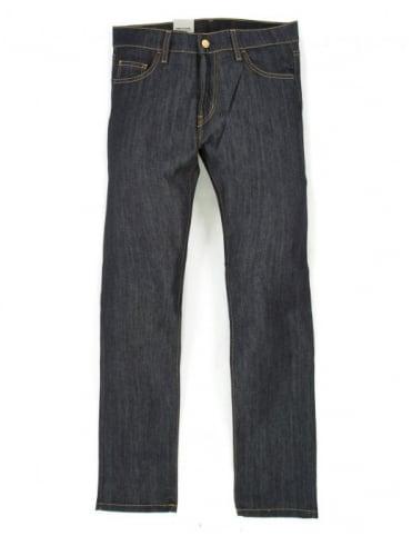 Carhartt Rebel Pant - Blue Rigid (Colusa Denim)