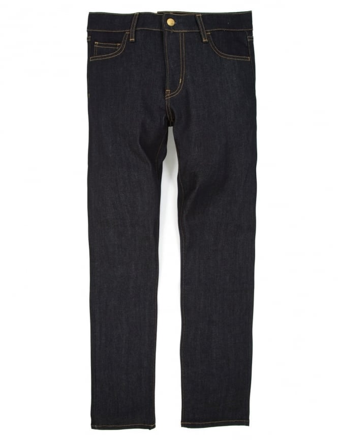 Carhartt Rebel Pant - Blue Rigid (Spicer Stretch Denim)