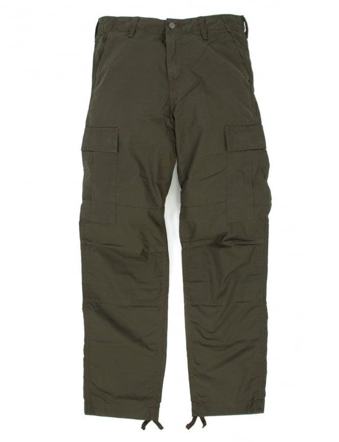 Carhartt Regular Cargo Pant - Cypress
