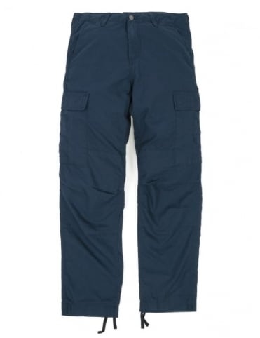 Carhartt Regular Cargo Pant - Navy
