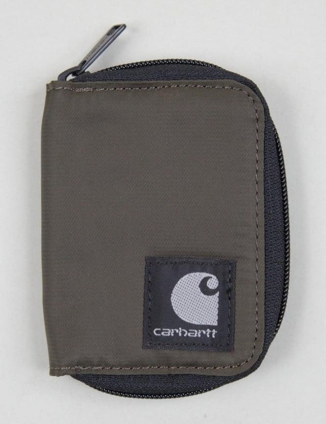 Carhartt Robertson Wallet - Cypress