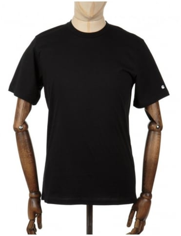 Carhartt S/S Base T-shirt - Black