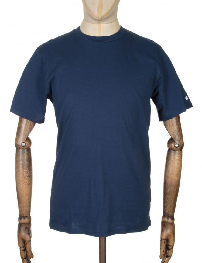 Carhartt S/S Base T-shirt - Blue
