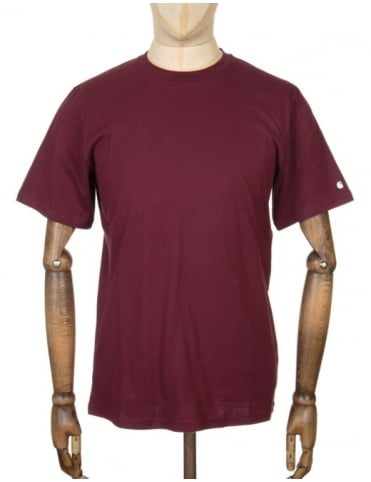 Carhartt S/S Base T-shirt - Chianti