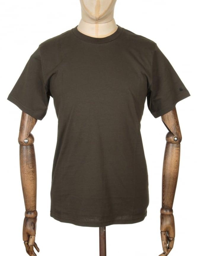 Carhartt S/S Base T-shirt - Cypress
