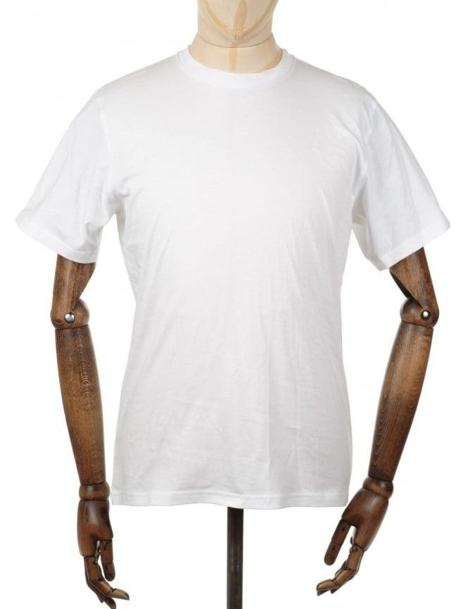 Carhartt S/S Base T-shirt - White