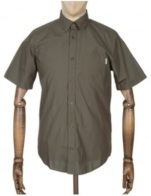 Carhartt S/S Wesley Shirt - Leaf