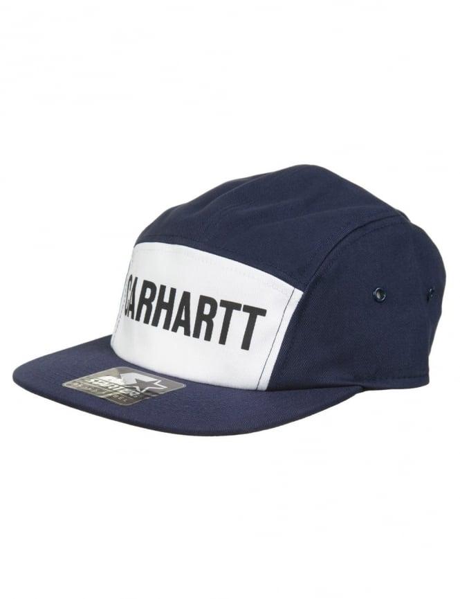 Carhartt Shore Starter Cap - Blue/Black
