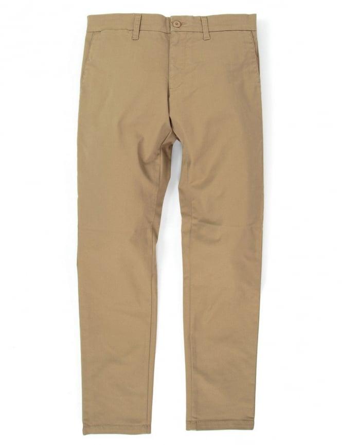 Carhartt Sid Pant - Leather