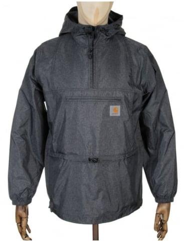 Carhartt Spinner Pullover Jacket - Black