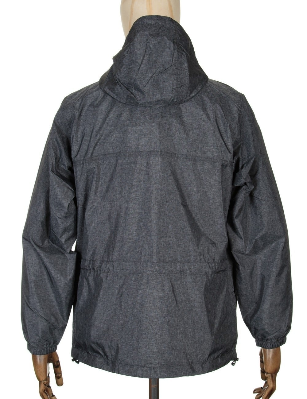 carhartt spinner pullover jacket black carhartt from fat buddha store uk. Black Bedroom Furniture Sets. Home Design Ideas