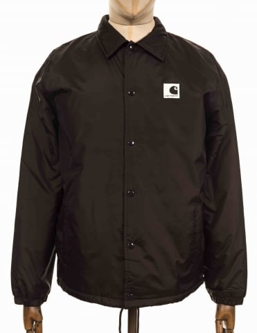 Sports Pile Jacket - Tobacco