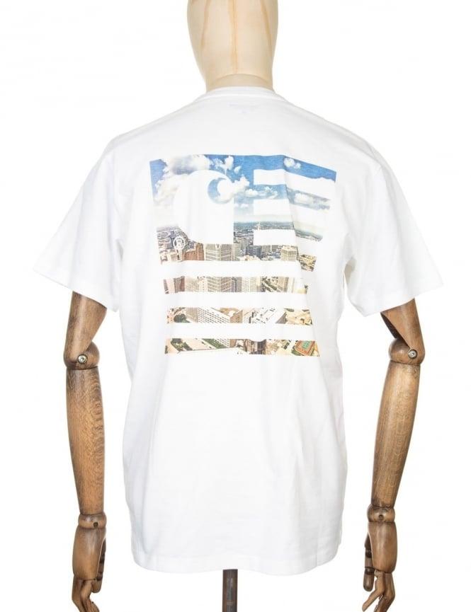 Carhartt State Detroit City T-shirt - White