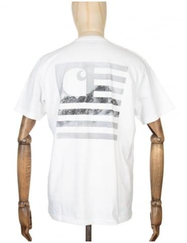 Carhartt State Mountain Top T-shirt - White