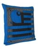 Carhartt State Pillow - Cobalt Blue/Black