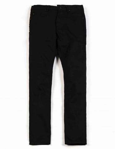 Texas Pant - Black Rinsed (Chicago Denim)