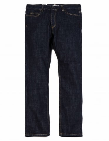Texas Pant - Blue Rinsed (Edgewood Denim)