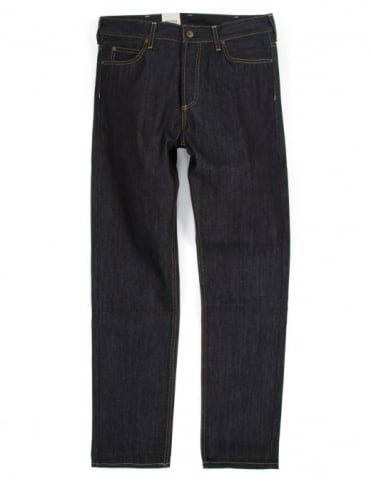 Texas Pant II - Blue Rigid (Hanford Denim)