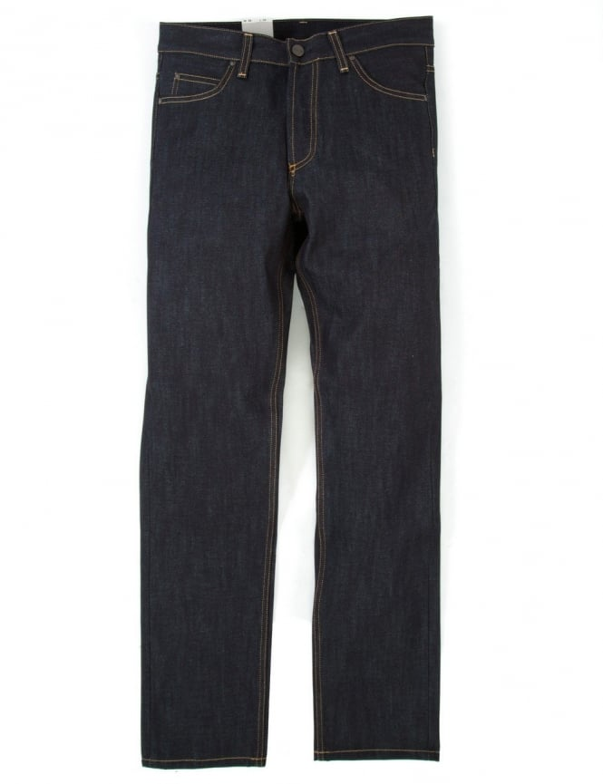 Carhartt Texas Pant II - Blue Rigid (Merced Denim)