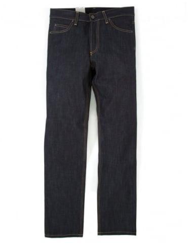 Carhartt Texas Pant II - Blue Rigid (Merced Denim)