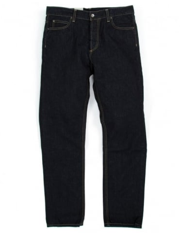 Texas Pant II - Blue Rinsed (Hanford Denim)