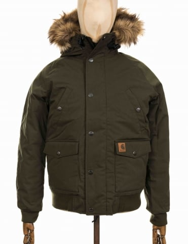 Trapper Jacket - Cypress/Black