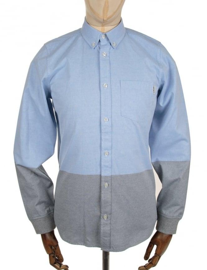 Carhartt Turner Shirt - Cadet