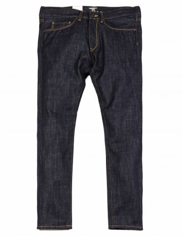 Vicious Pant - Blue Rigid (Edgewood Denim)