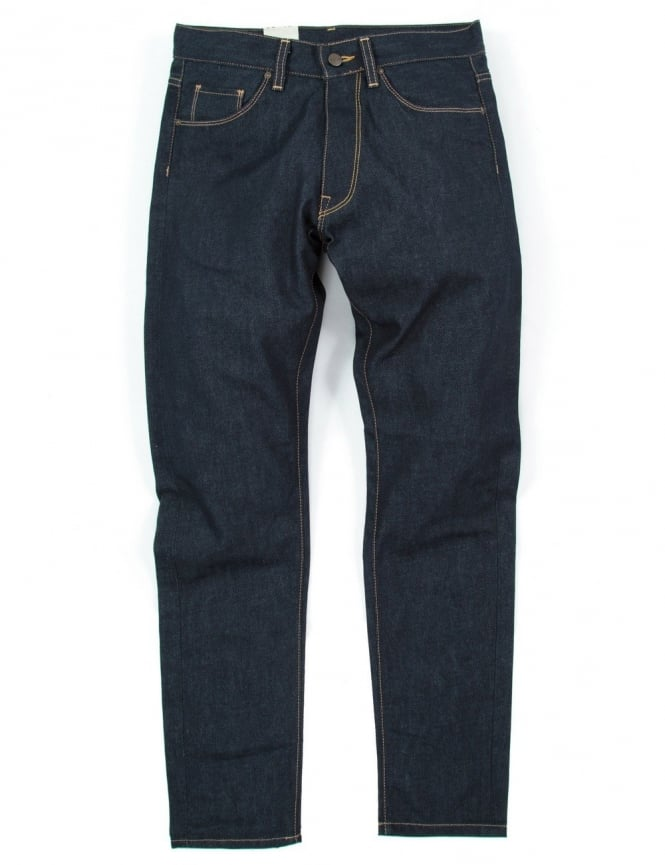 Carhartt Vicious Pant - Blue Rigid (Madera Denim)