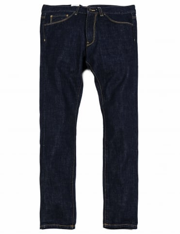 Vicious Pant - Blue Rinsed (Edgewood Denim)